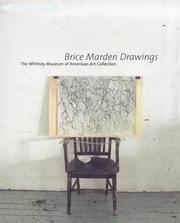 Cover of: Brice Marden Drawings (Whitney Museum of American Art Books) | Janie C. Lee