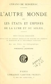 Cover of: L' autre monde