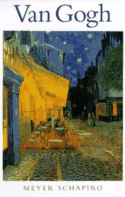 Cover of: Vincent Van Gogh