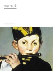 Cover of: Manet (Masters of Art)