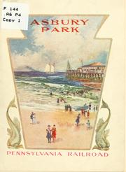Cover of: Asbury Park | Pennsylvania railroad company