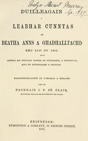 Leaves from the journal of our life in the Highlands, from 1848 to 1861 by Victoria Queen of Great Britain