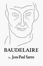 Cover of: Baudelaire: Translated from the French by Martin Turnell.