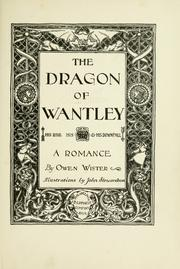Cover of: The dragon of Wantley