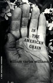Cover of: In the American Grain