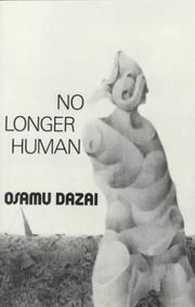 Cover of: No longer human
