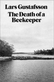 Cover of: The death of a beekeeper