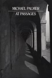 Cover of: At passages | Michael Palmer
