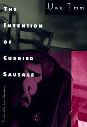 Cover of: The invention of curried sausage