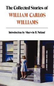 Cover of: The collected stories of William Carlos Williams