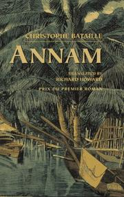 Cover of: Annam