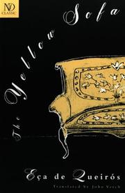 Cover of: The yellow sofa