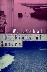Cover of: The rings of Saturn