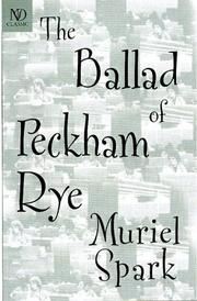 Cover of: The ballad of Peckham Rye
