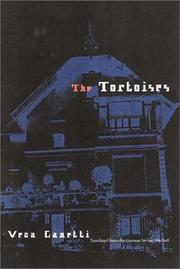 Cover of: The tortoises