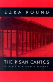 Cover of: The Pisan cantos
