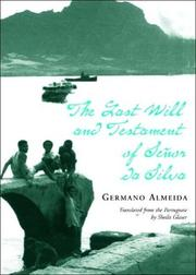 Cover of: The last will and testament of Senhor da Silva Araújo