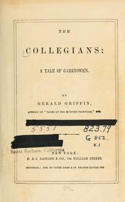 Cover of: Works / Gerald Griffin