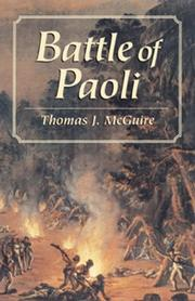 Cover of: Battle of Paoli