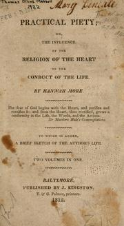 Cover of: Practical piety