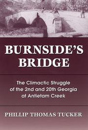 Cover of: Burnside