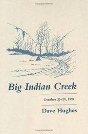 Cover of: Big Indian Creek