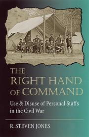 Cover of: The right hand of command
