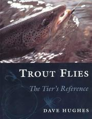 Cover of: Trout flies