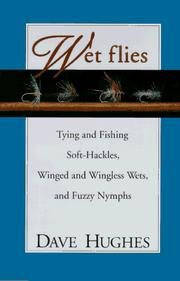 Cover of: Wet flies