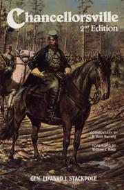 Chancellorsville by Edward J. Stackpole