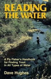 Cover of: Reading the water