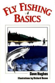 Cover of: Fly fishing basics