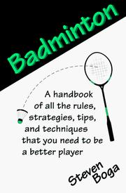 Cover of: Badminton