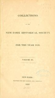 Cover of: Continuation of the history of New-York
