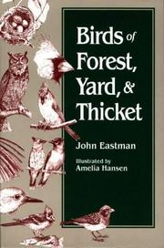 Cover of: Birds of forest, yard, and thicket