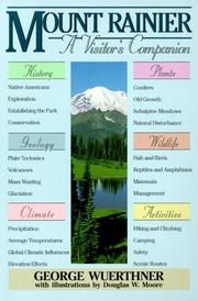 Cover of: Mount Rainier
