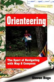 Cover of: Orienteering