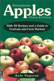 Cover of: Pennsylvania Apples | Kyle Nagurny