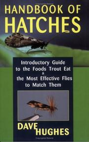 Cover of: Handbook of hatches
