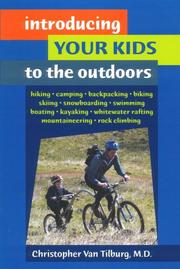 Cover of: Introducing Your Kids To The Outdoors