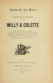 Cover of: Willy & Colette