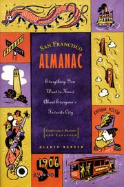 Cover of: San Francisco almanac | Gladys C. Hansen