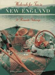 Cover of: Weekends for Two in New England