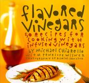 Cover of: Flavored vinegars