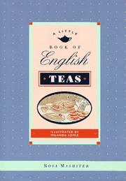 Cover of: A Little Book of English Teas