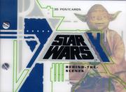 Cover of: Star Wars: Behind-the-Scene | Chronicle Books