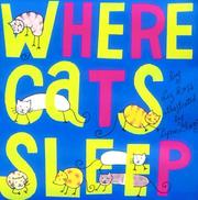 Cover of: Where cats sleep | Liz Ross