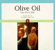 Cover of: Olive oil