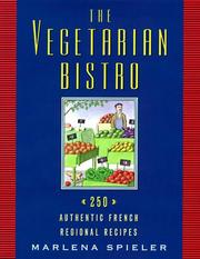 Cover of: The vegetarian bistro | Marlena Spieler