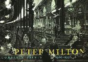 Cover of: Peter Milton